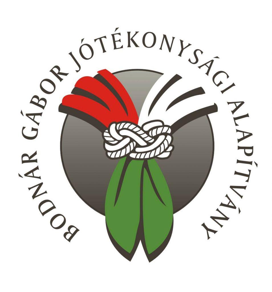 Bodnár Gábor Jótékonysági Alapítvány logó