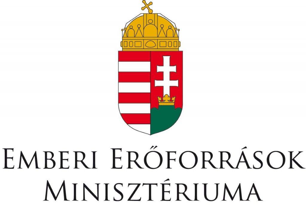 Emberi Erőforrások Minisztériuma logo