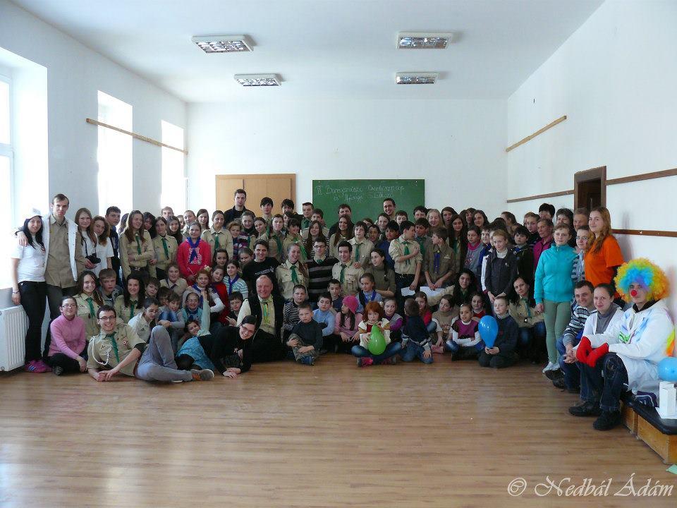II. Beregszászi Cserkésznap és Ifjúsági Találkozó